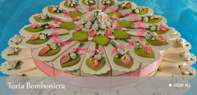 Torta Bomboniera - View All
