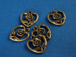 Antique Bronze Effect Charms