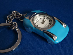 Car Watch Keyring